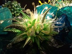 Chihuly at the VA Museum of Fine Art in Richmond