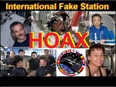 NASA/ESA ISS station fakery. ISS is a Suicidal Hellhole and Hoax. Intern...
