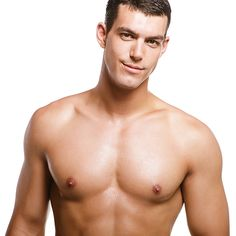 For male breasts excercise