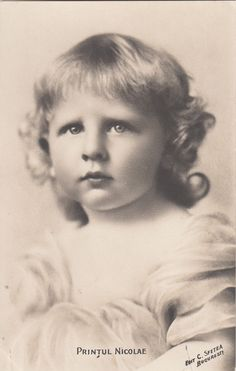 Handsome Portrait of A. Printul Nicolae, In Uniform, Romania Royalty Princess Alexandra, Princess Beatrice, My Princess, Grand Duke, Princess Victoria, Ferdinand, Descendants, Cousins, Edinburgh