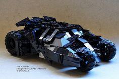 Lego Batman: The Tumbler