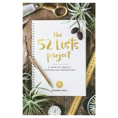 Check out this item at One Kings Lane! The 52 Lists Project