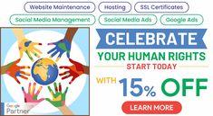 Website Maintenance, Social Media Ad, Google Ads, Corporate Branding, Online Advertising, Lead Generation, Human Rights, Investing, Web Design
