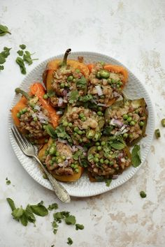 Vegetarian Menu, Vegetarian Options, Cilantro Chutney, Chaat Masala, Easy Weeknight Dinners, Plant Based Recipes, Veggies, Healthy Eating, Stuffed Peppers
