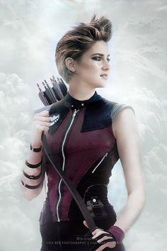 Avengers genderswap picture