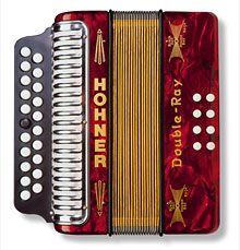 Hohner Irish button accordion (B/C)
