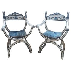 Early 20th Century Swedish Chairs | From a unique collection of antique and modern chairs at https://www.1stdibs.com/furniture/seating/chairs/