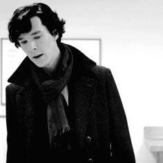 Sherlock--character: obviously. #Sherlock