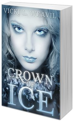Library of a Book Witch: Crown of Ice by Vicki L. Weavil #BookReview #AuthorInterview #Giveaway