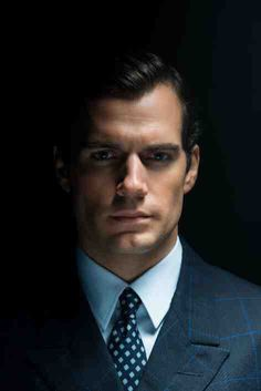 Henry Cavill, The Man From U.N.C.L.E. || #sexy curated for your pleasure by luckybloke.com