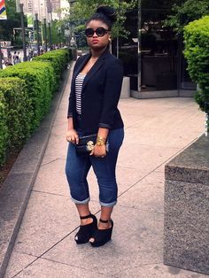 Image result for outfits for chubby ladies
