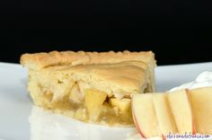 """Crostata di Mele - Nome d'arte: """"Scrigno Segreto"""" Ritrova la ricetta qui: http://www.colazionedafrenca.com/ricette/crostata-di-mele/"""