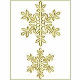 Snowflake Gold 12