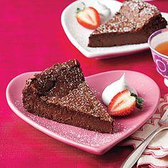 Mocha Truffle Cake - 719woman.com