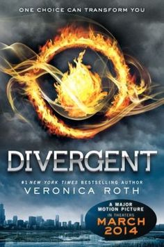 Divergent [Divergent Series #1] - In a future Chicago, sixteen-year-old Beatrice Prior must choose among five predetermined factions to define her identity for the rest of her life, a decision made more difficult when she discovers that she is an anomoly who does not fit into any one group.