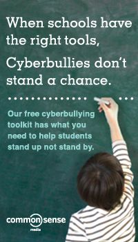 I may want to refer to this sometime.  CyberSmart Cyberbullying Toolkit. We need to know how to intercede and stop this! Cyber bullying is very real and very dangerous.