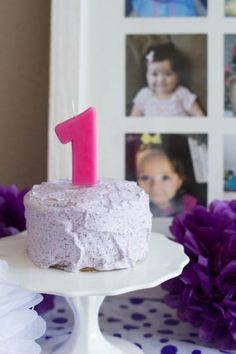Sugar-free, gluten-free, fruit-filled, pure fruit, paleo, all-natural chocolate — no matter your definition of a healthy first-birthday cake, we've found your perfect recipe.