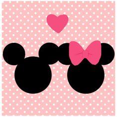 Mickey & Minnie ♥