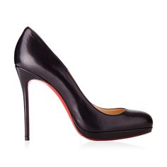 Chrisitian Louboutin Filo- black....  My favorite.