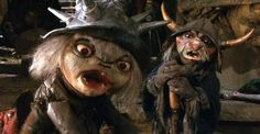 The Goblin's are completely ruled by Jareth, King of the Goblin's. Labyrinth Goblins, Labyrinth Tattoo, Labyrinth 1986, Labyrinth Movie, Christina Rossetti, Labrynth, Goblin King, Halloween Drawings