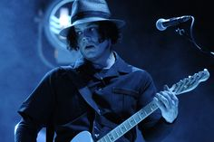 Jack White Added to Voodoo 2012 Lineup - Fuse