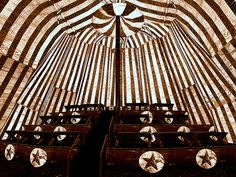 Circus Tent - Inside by Cogar Ninetails, via Flickr