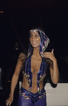 Cher circa 1970s ( I love this one) :)