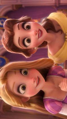 Disney Princess Pictures, Disney Princess Frozen, Disney Princess Drawings, Disney Drawings, Princesses Disney Belle, Disney Rapunzel, Tangled Rapunzel, Disney Icons, Disney Art