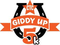 5 = Giddy Up 5K Run/Walk   Towson, Maryland 21204   Sunday, August 12, 2012 @ 9:00 AM