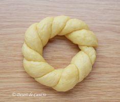 covrigi-dulci-10 Romanian Food, Bread Recipes, Baking, Home, Sweets, Bakken, Bakery Recipes, Backen