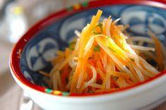 「モヤシの甘酢和え」のレシピ