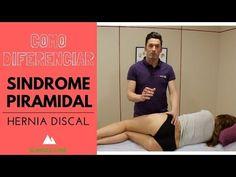 Cómo diferenciar el síndrome del piramidal de una hernia discal o ciática - YouTube