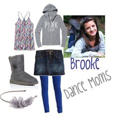 """""""Dance Moms- Brooke's Casual Outfit!"""" by ashley-chic on Polyvore"""
