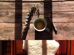 Fresh coffee and sunbeam on my table...what else. Happy Saturday!  #omeucafédamanha #darlingweekend