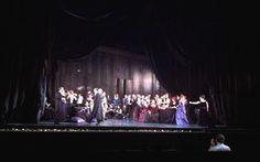 Ensayo La Traviata, de McVicar, con el #CoroIntermezzo