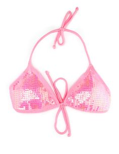 How Legally Blonde is this bikini top?!
