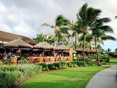 Duke's Restaurant - Honua Kai Resort - Kaanapali Beach - Maui Hawaii