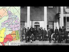 British North America Act  creates the Dominion of Canada  (C1, Wk 22)