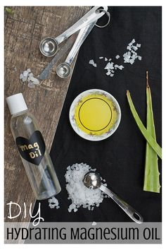 DIY Hydrating Magnes