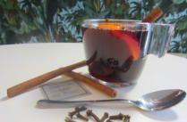 Svařené víno s guaranou Mulled red wine with guaraná