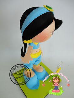 Pois é, amigas, trouxe muitas bonequinhas Disney e um Fofucho Flynn,que foram encomendos pela amiga Elcyone, daqui de Manaus.   Amei, Obri...