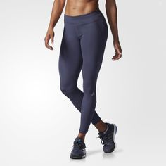 Keep your pace in cooler weather in these women's running tights. Designed as a second skin for running, they have a FORMOTION® cut for an optimized freedom of movement.