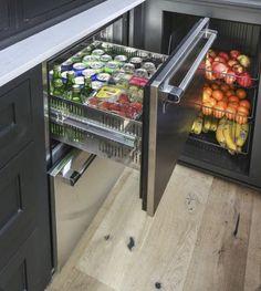 Decorating kitchen – Home Decor Decorating Ideas Luxury Kitchen Design, Dream Home Design, Luxury Kitchens, Home Kitchens, House Design, Home Decor Kitchen, Kitchen Interior, Home Interior Design, Kitchen Pantry