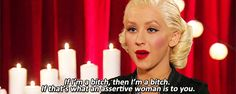 """When Christina Aguilera didn't care that people call her a """"bitch,"""" because actually she's just a goddamn powerful woman. 33 Times Celebrity Women Just Didn't Give A Damn Christina Aguilera, Relationship With A Narcissist, Misandry, Smash The Patriarchy, Assertiveness, Speak The Truth, Games For Girls, No Me Importa, Our Lady"""