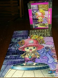 Tony Tony Chopper - 300 pieces Puzzle by Artbox