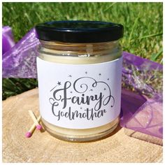 Candle Labels, Therapeutic Grade Essential Oils, Fairy Godmother, Beeswax Candles, Save The Bees, White Candles, Paraben Free, Air Purifier, 100 Pure