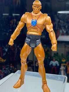 DC Universe Wave 10 Robotman new in box BAF est Imperiex