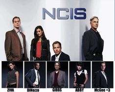 NCIS WALLPAPER by filthyhandss