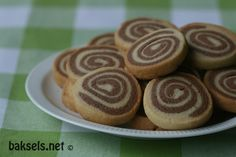 baksels.net | Chocoladekronkel-koekjes (Bijdrage foodblogevent juli)