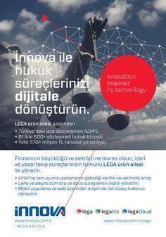 İnnova ile Hukuk Süreçlerinizi Dijitale Dönüştürün. #innovabilisim